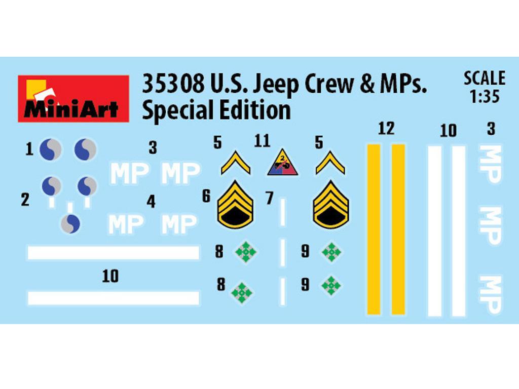 Dotacion Jeep y Policia Militar (Vista 2)