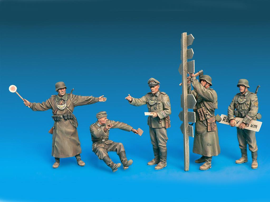 Policia Militar Alemana (Vista 3)