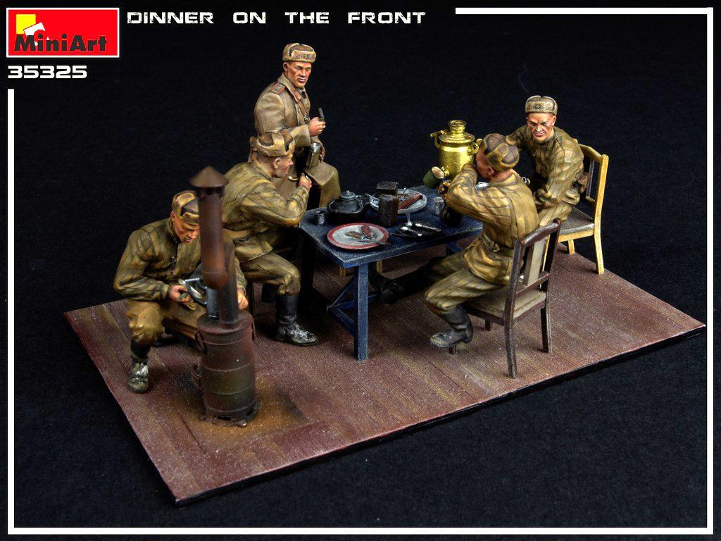 Cena en el frente (Vista 11)