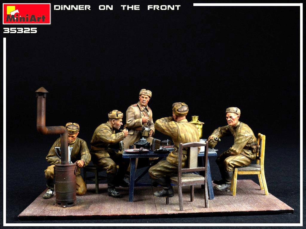 Cena en el frente (Vista 2)