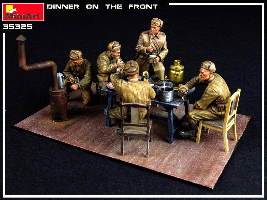 Cena en el frente (Vista 4)