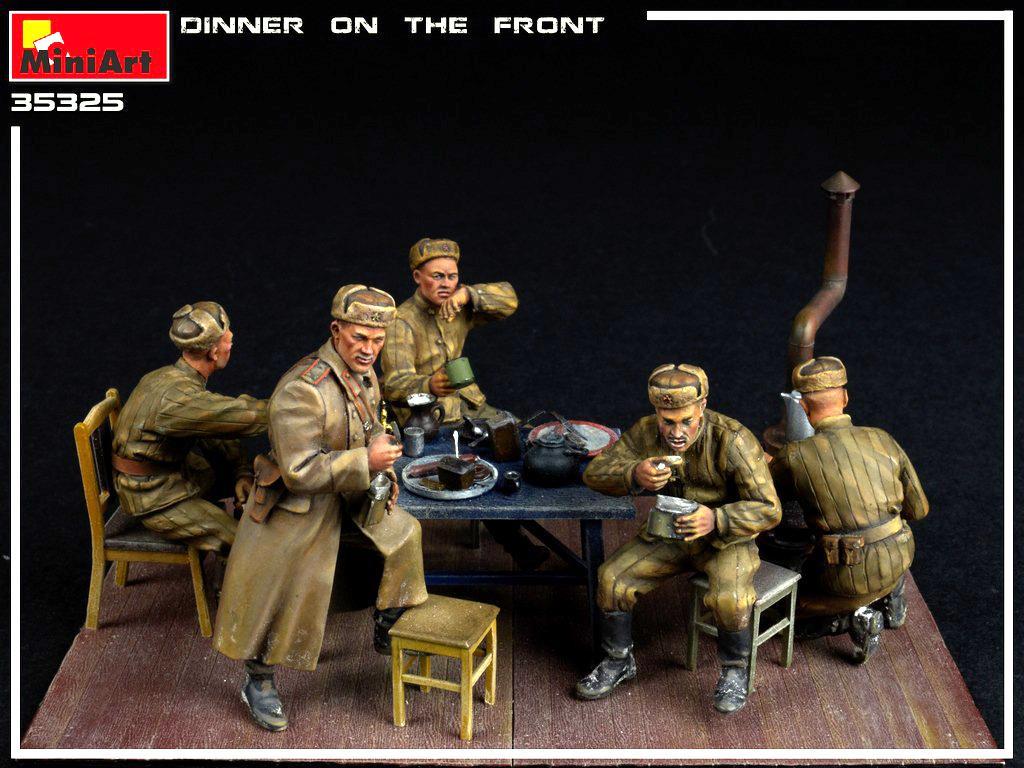 Cena en el frente (Vista 5)