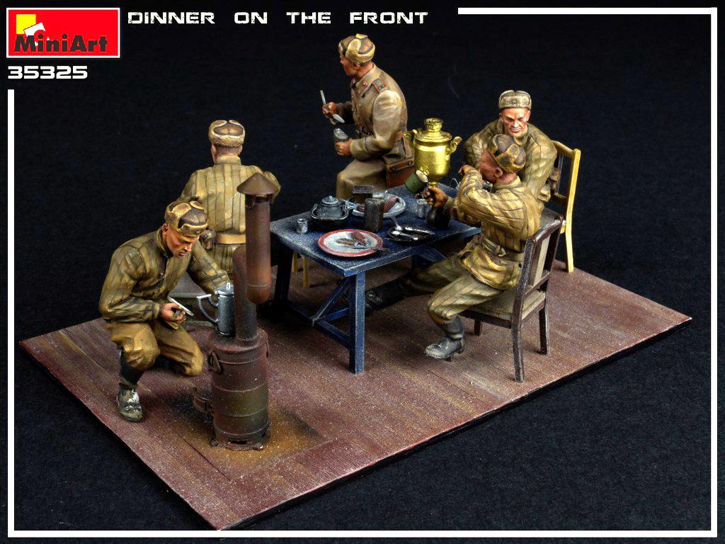 Cena en el frente (Vista 6)