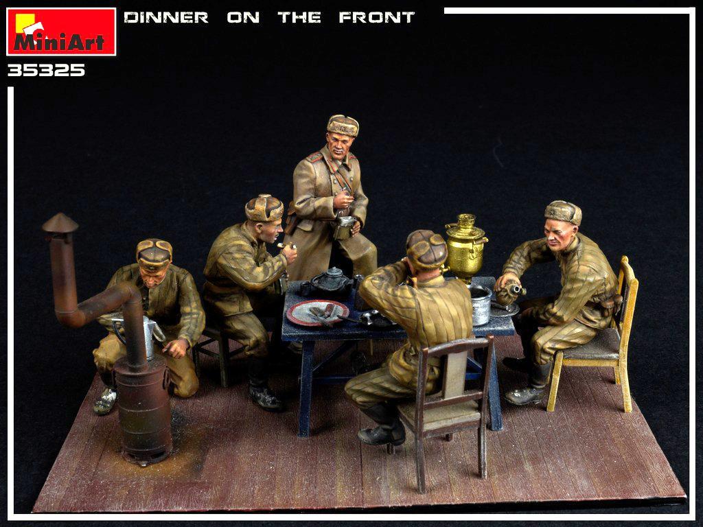 Cena en el frente (Vista 7)