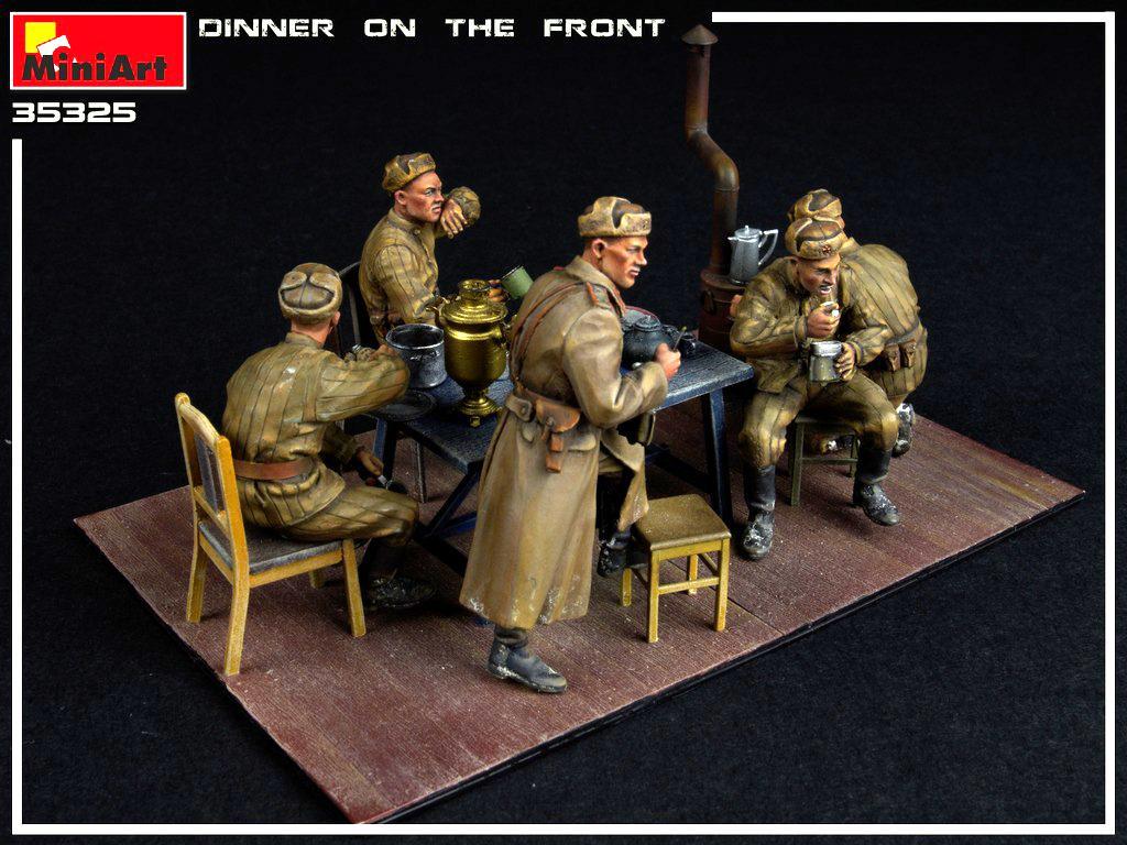 Cena en el frente (Vista 8)