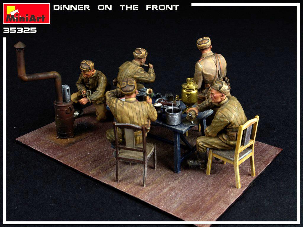 Cena en el frente (Vista 9)