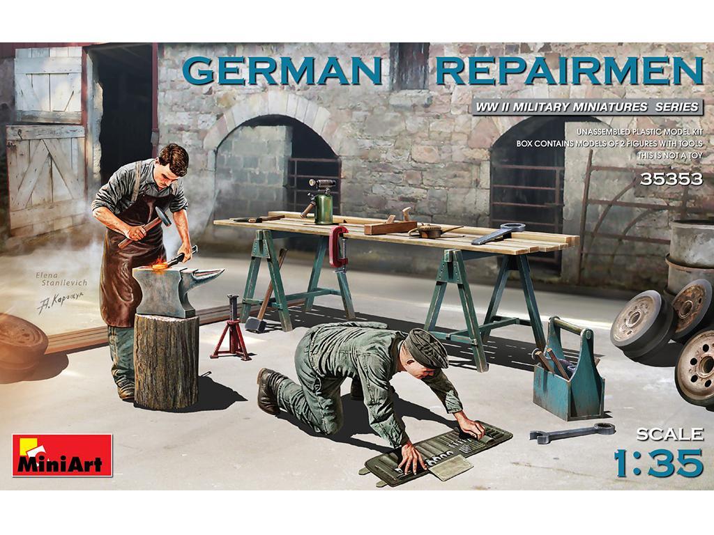 Reparadores Alemanes (Vista 1)