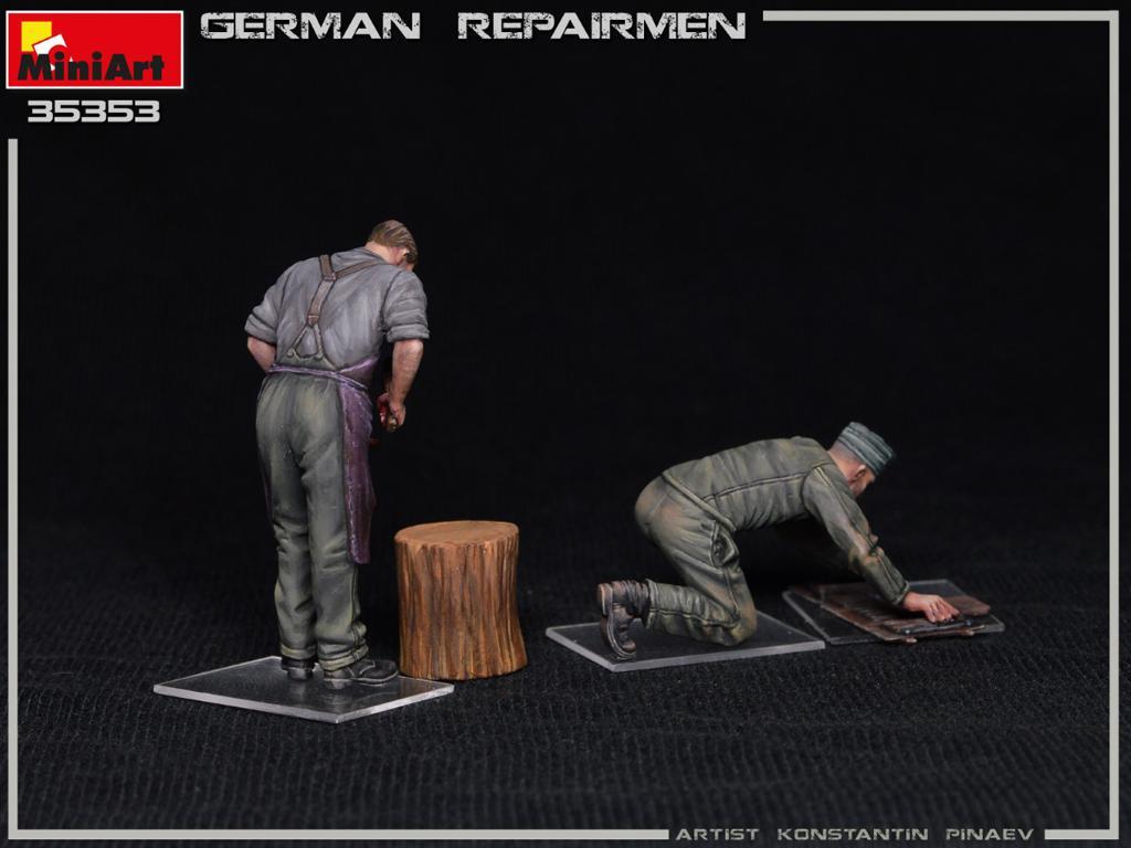 Reparadores Alemanes (Vista 10)