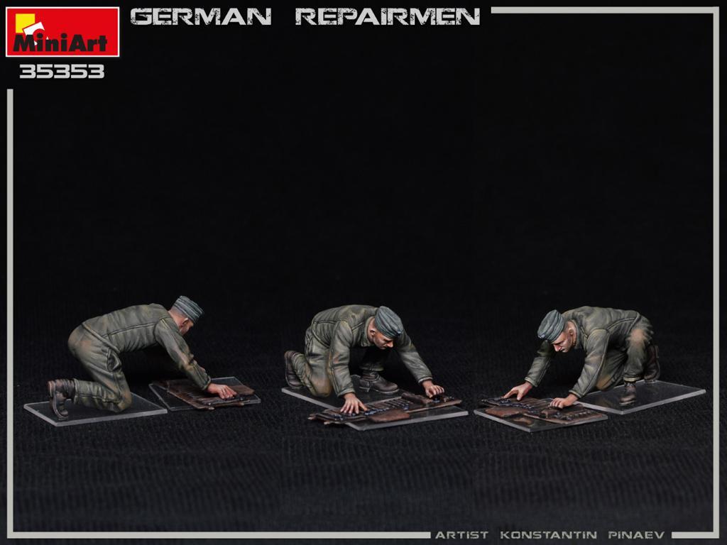 Reparadores Alemanes (Vista 11)