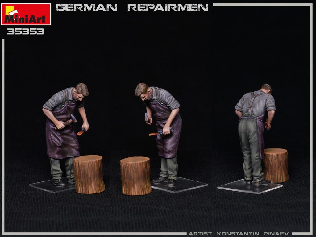 Reparadores Alemanes (Vista 2)