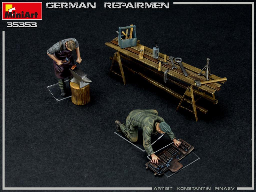 Reparadores Alemanes (Vista 3)