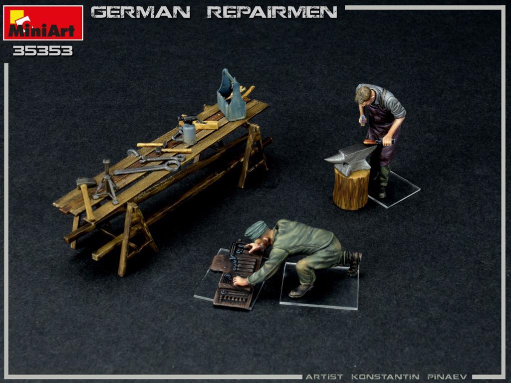 Reparadores Alemanes (Vista 4)