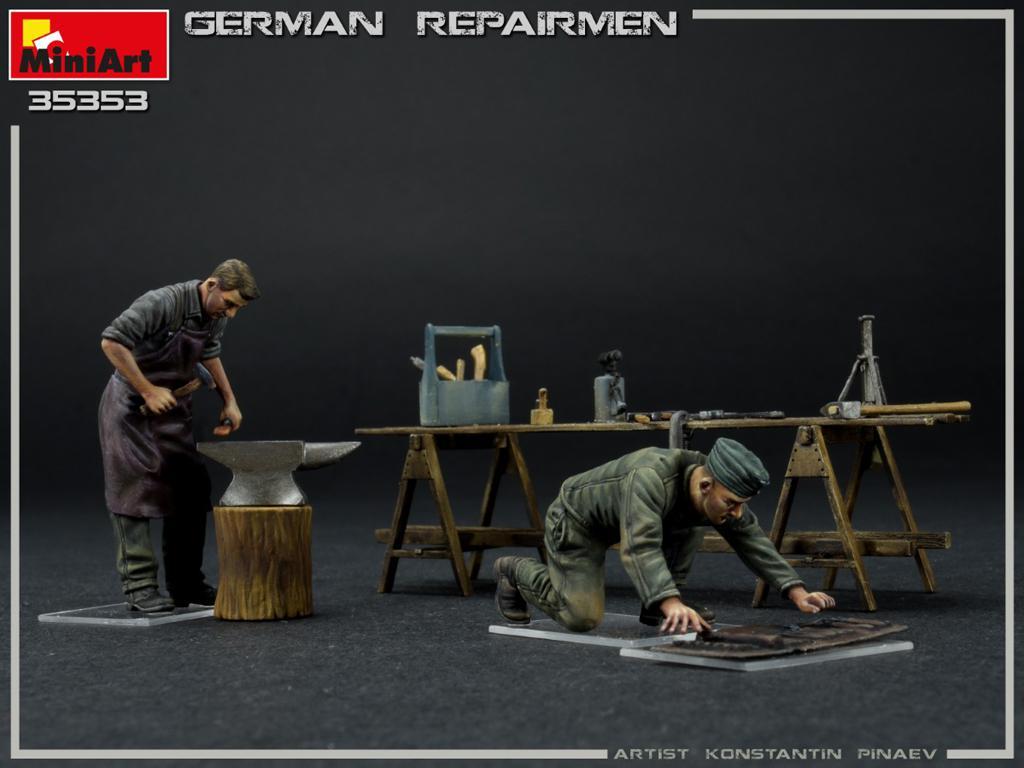 Reparadores Alemanes (Vista 5)