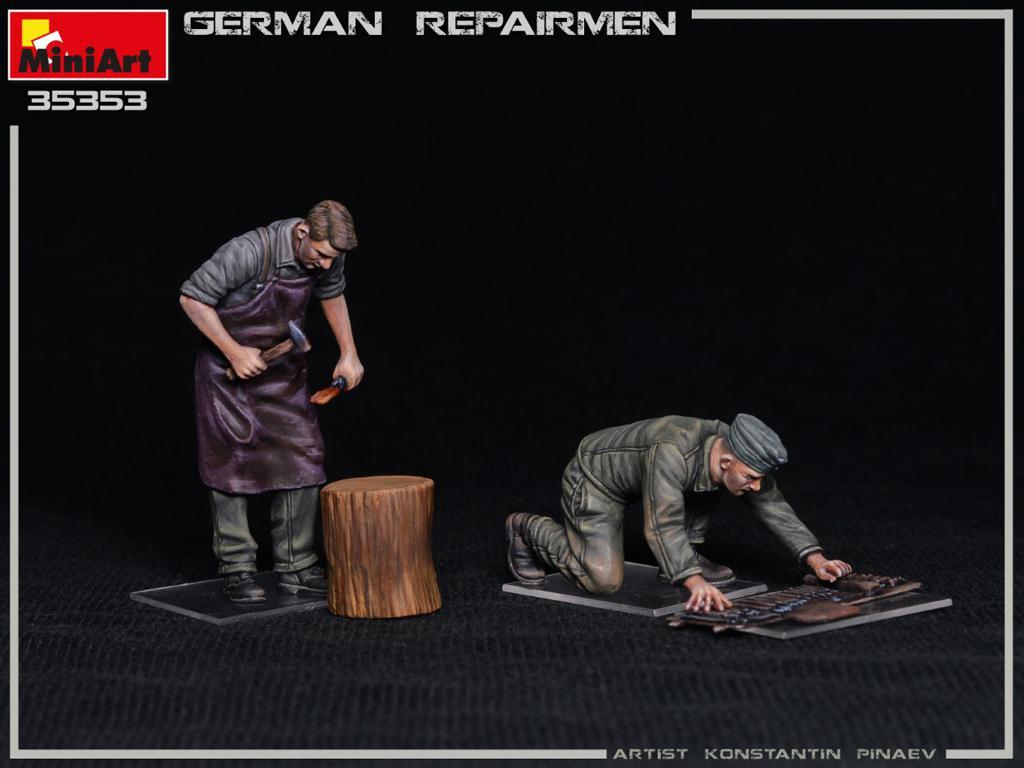 Reparadores Alemanes (Vista 6)