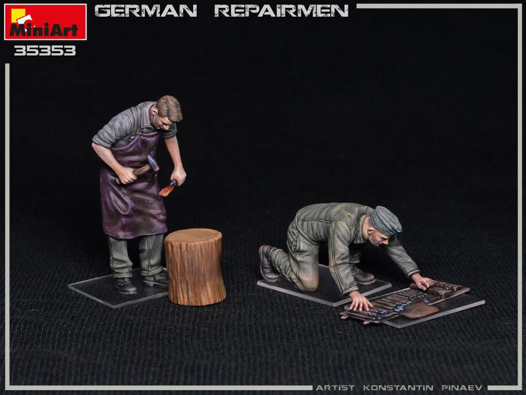 Reparadores Alemanes (Vista 7)