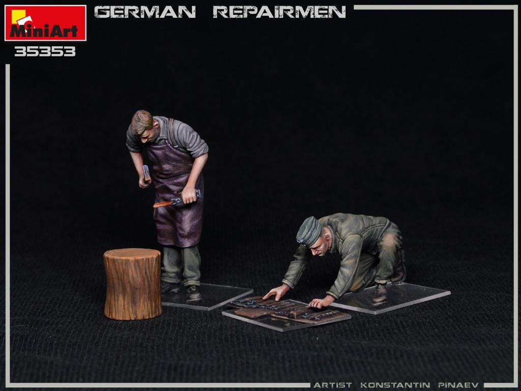 Reparadores Alemanes (Vista 8)