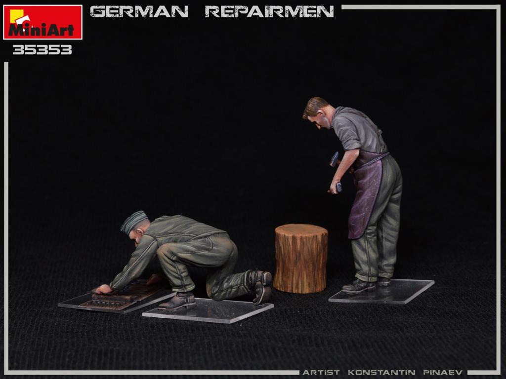 Reparadores Alemanes (Vista 9)