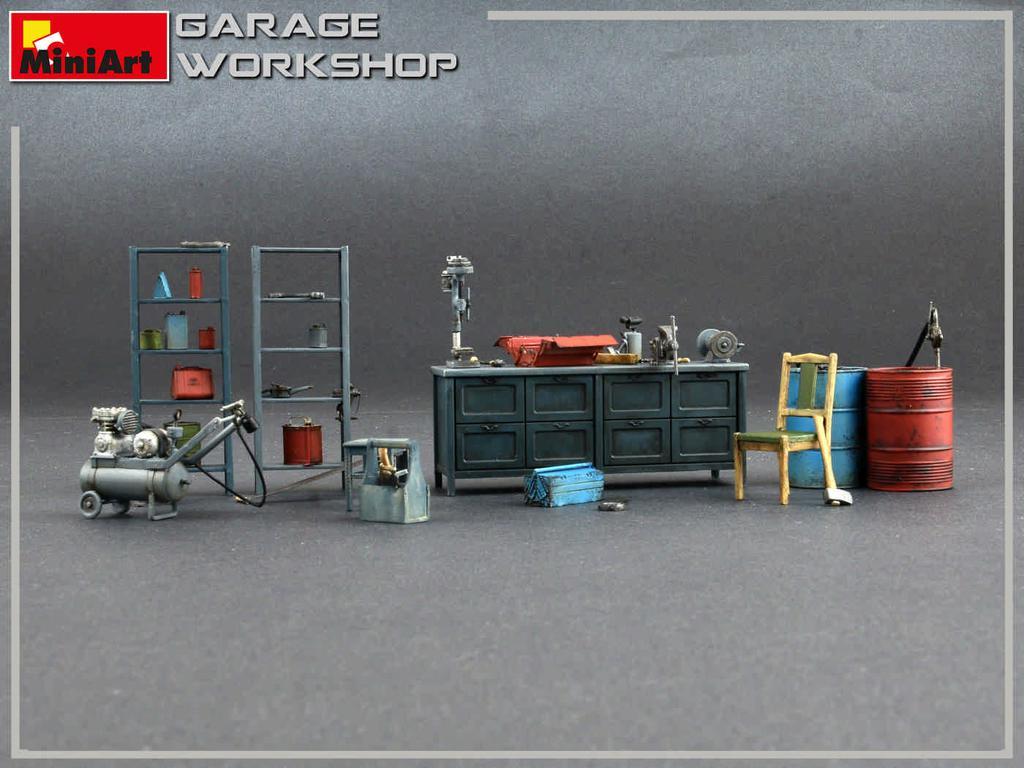 Taller de Garaje (Vista 2)