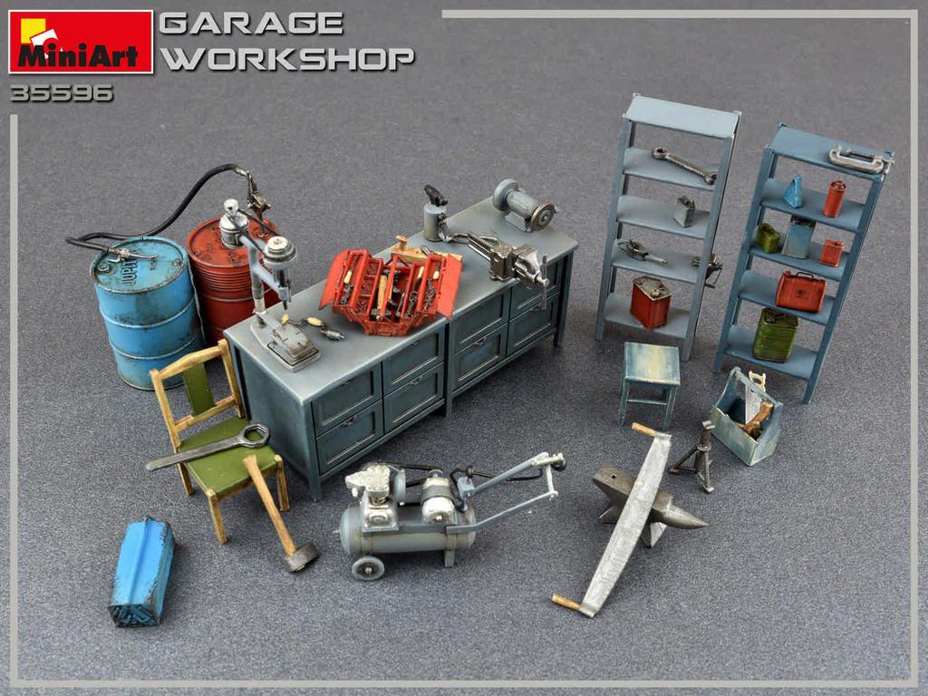 Taller de Garaje (Vista 3)