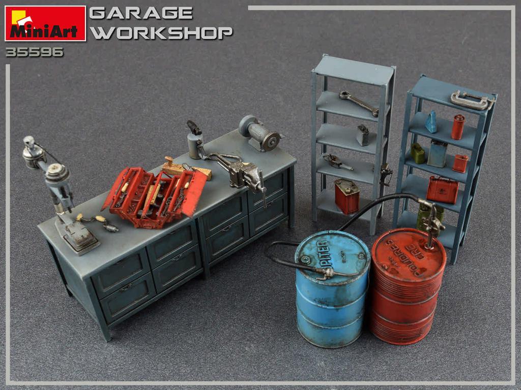 Taller de Garaje (Vista 4)