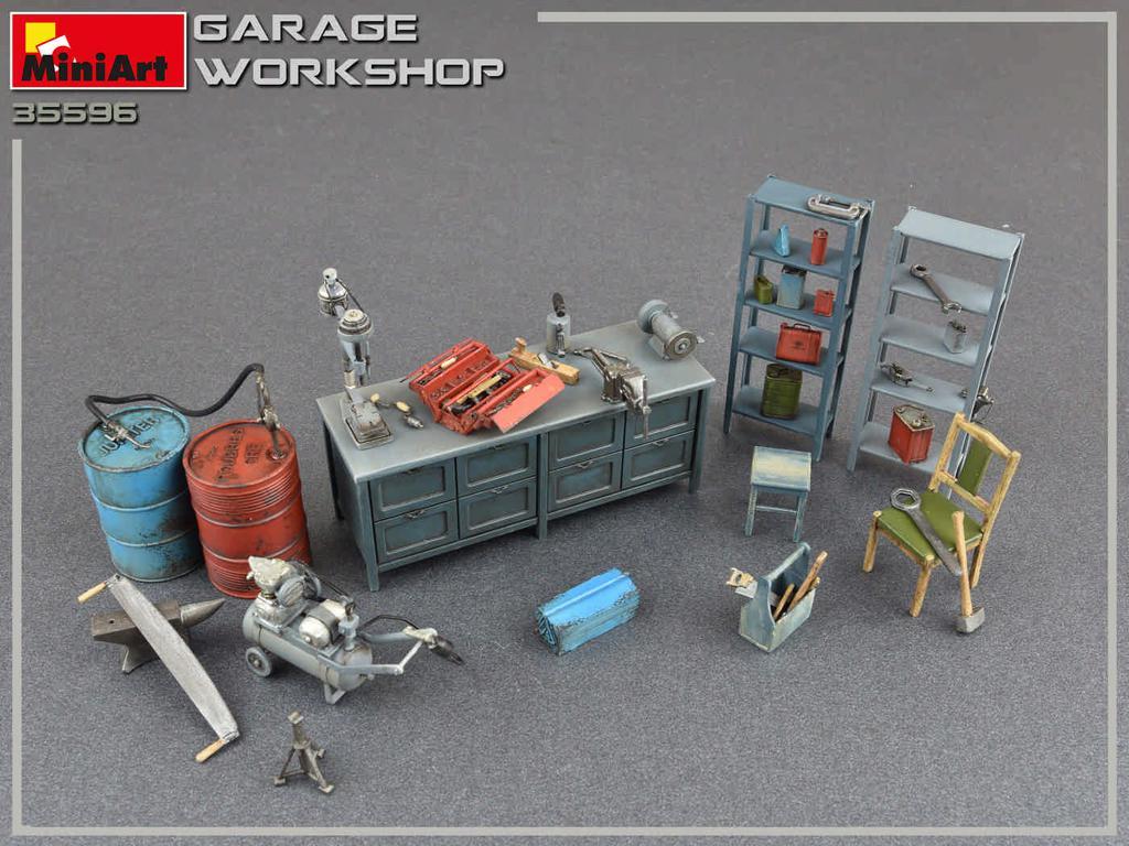 Taller de Garaje (Vista 5)