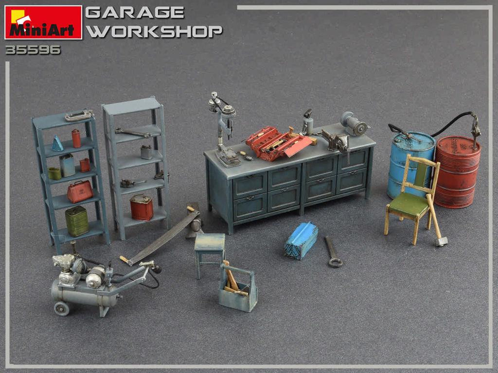 Taller de Garaje (Vista 6)