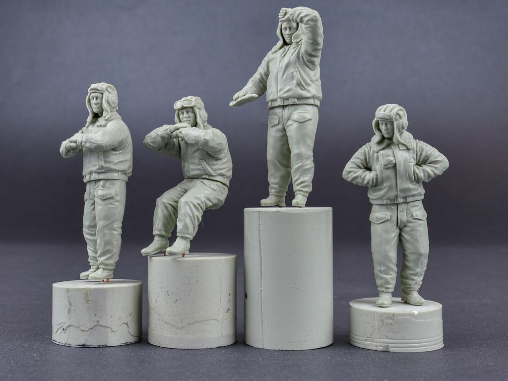 Tanquistas Sovieticos 1970/1980 Uniforme Invierno (Vista 6)