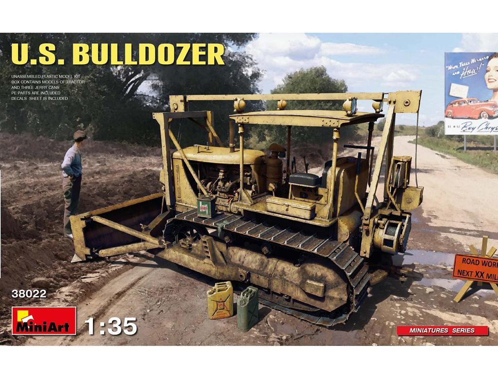U.S. Bulldozer (Vista 1)