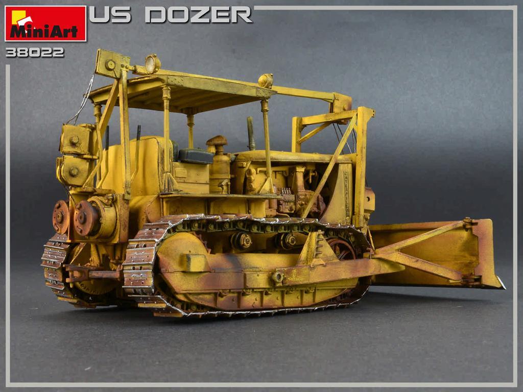 U.S. Bulldozer (Vista 10)