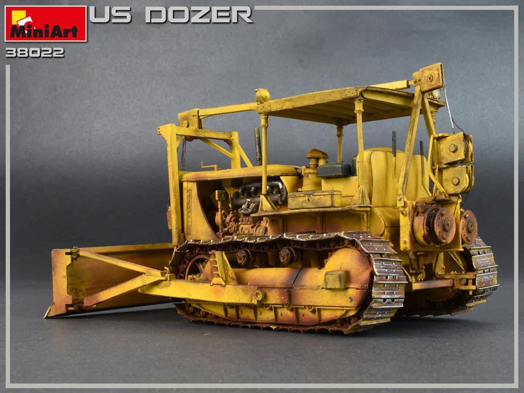 U.S. Bulldozer (Vista 2)