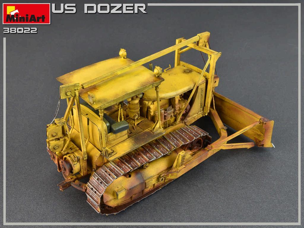 U.S. Bulldozer (Vista 4)