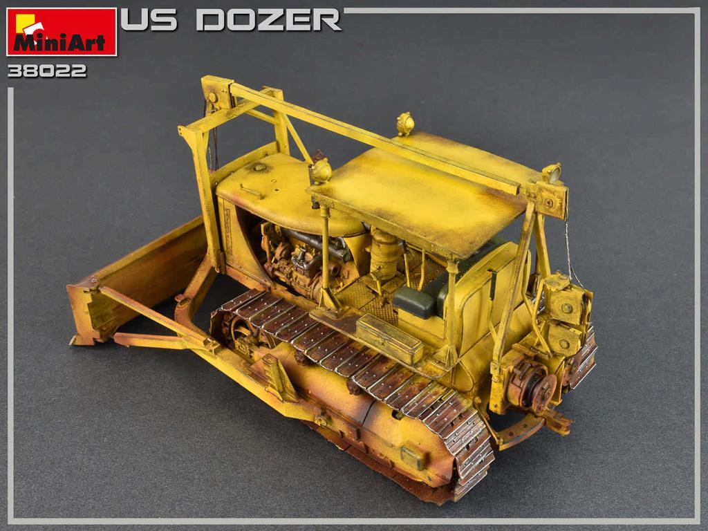 U.S. Bulldozer (Vista 5)