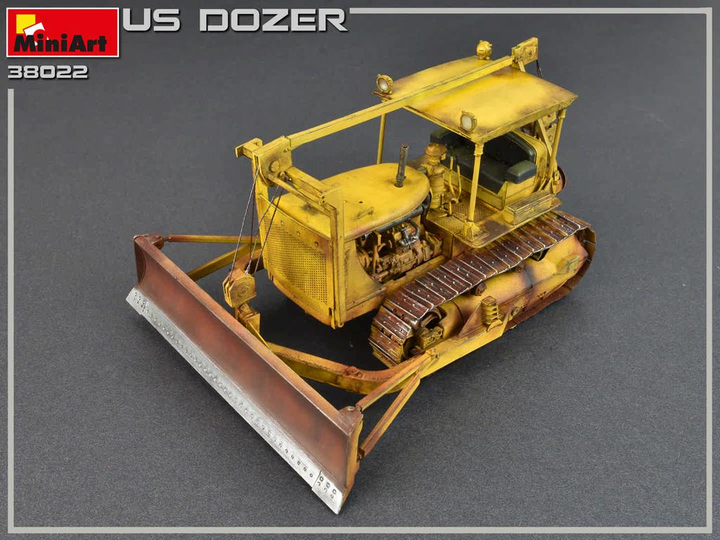 U.S. Bulldozer (Vista 6)