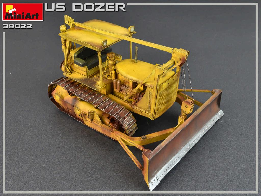 U.S. Bulldozer (Vista 7)