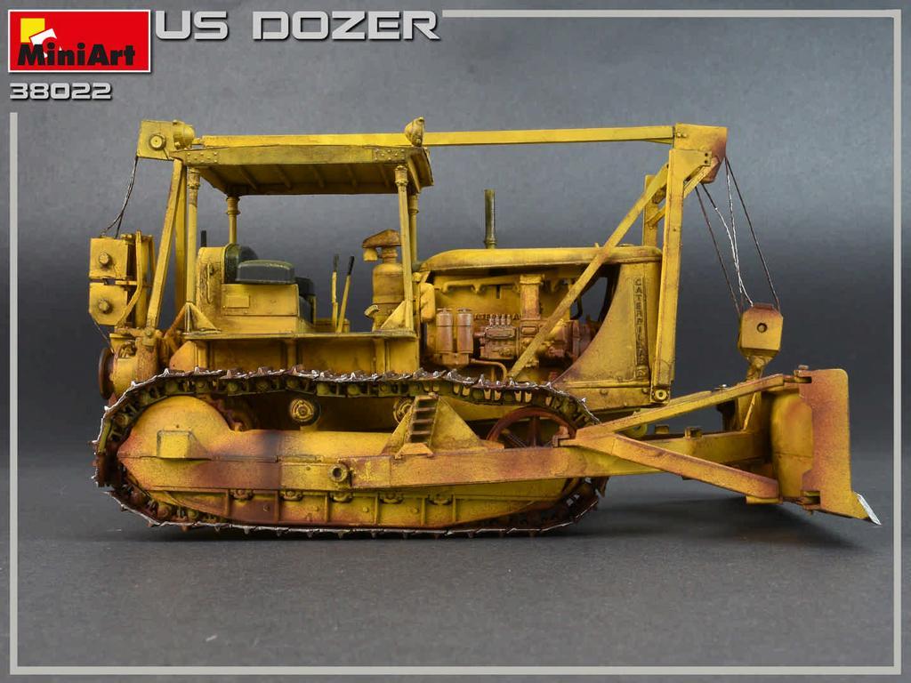 U.S. Bulldozer (Vista 9)