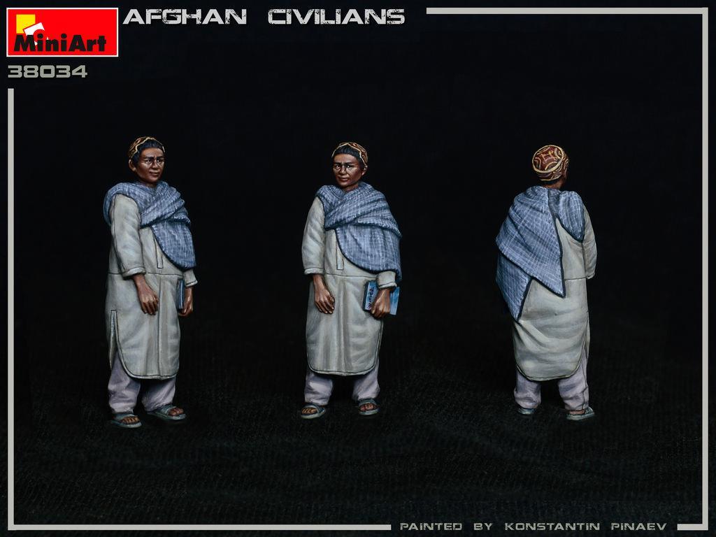 Civiles Afganos (Vista 2)