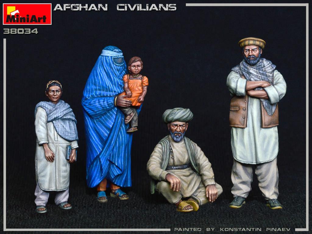 Civiles Afganos (Vista 3)