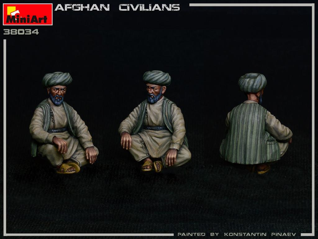 Civiles Afganos (Vista 4)