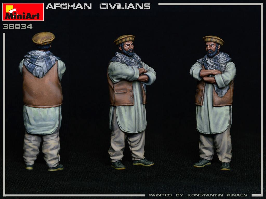 Civiles Afganos (Vista 5)