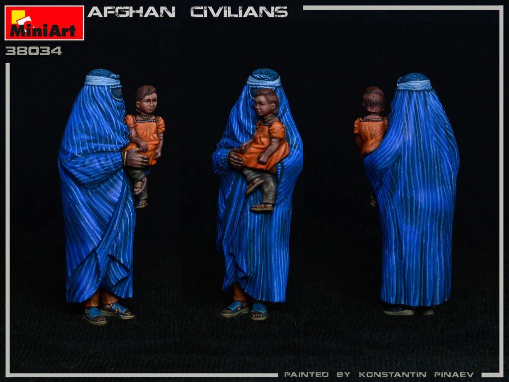 Civiles Afganos (Vista 6)