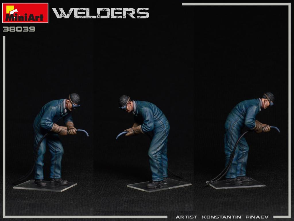 Soldadores (Vista 2)