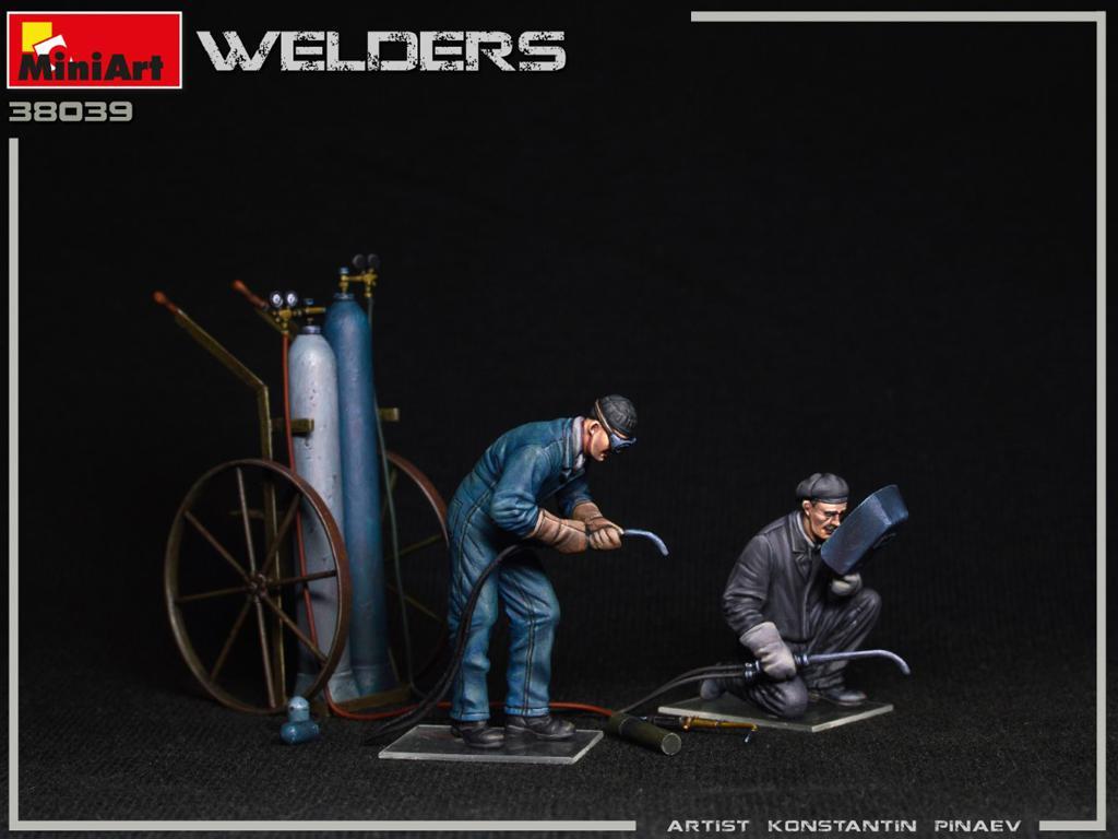 Soldadores (Vista 3)