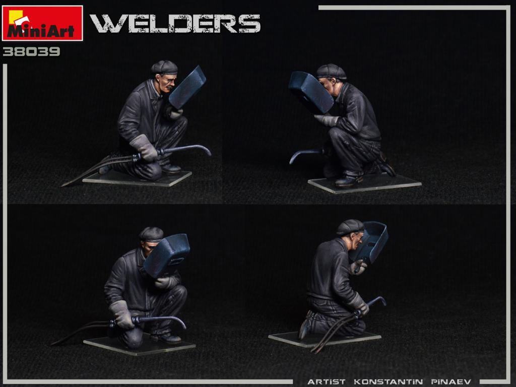 Soldadores (Vista 7)