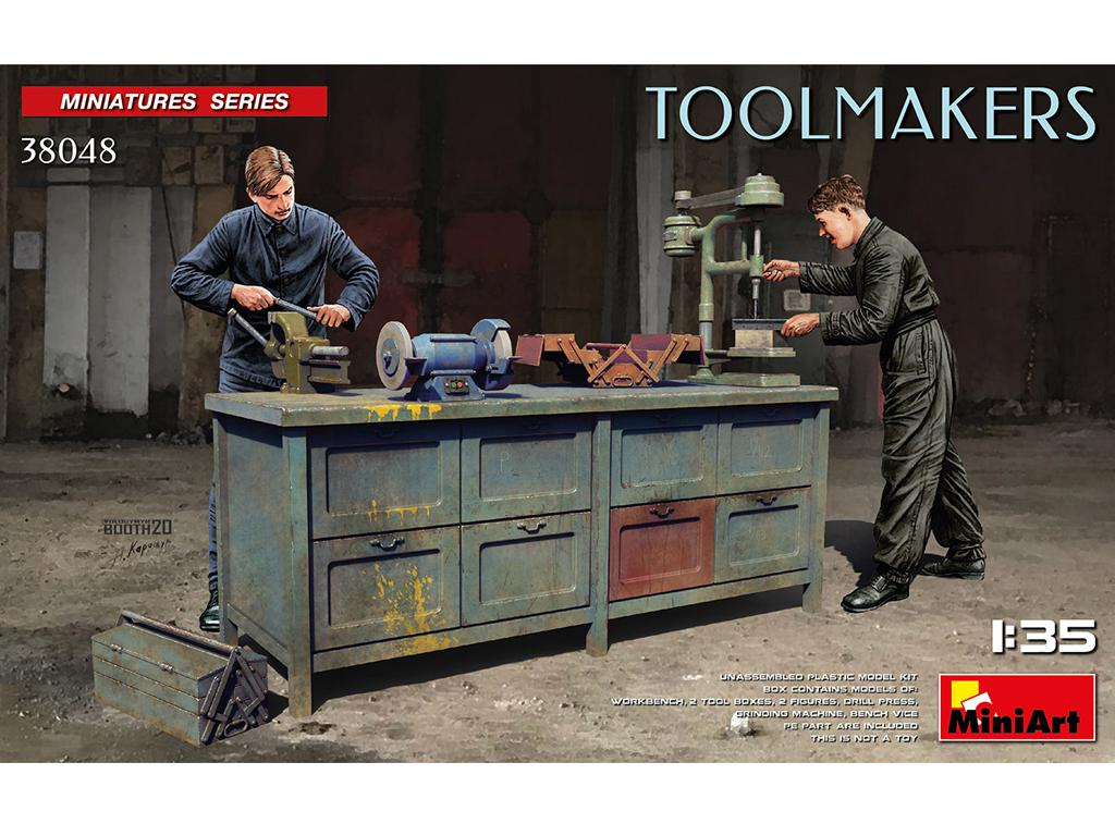Fabricantes de herramientas (Vista 1)