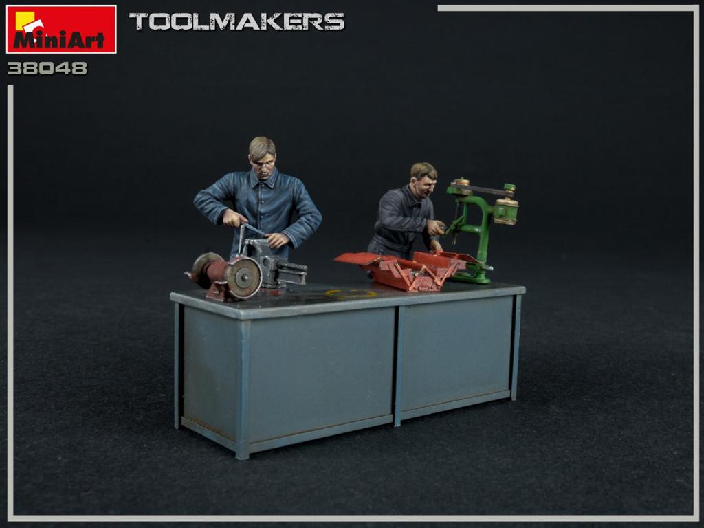 Fabricantes de herramientas (Vista 10)