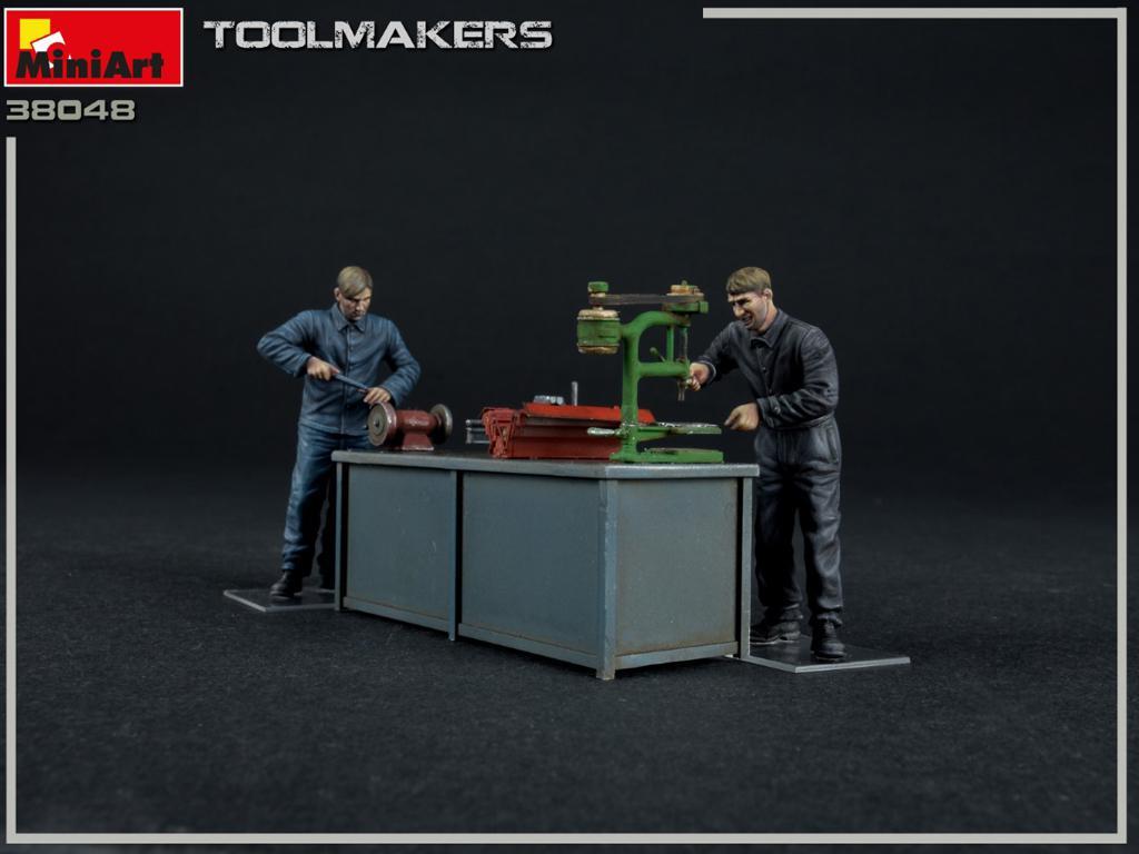 Fabricantes de herramientas (Vista 11)