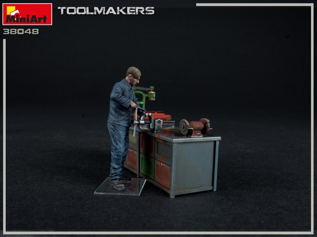 Fabricantes de herramientas (Vista 12)