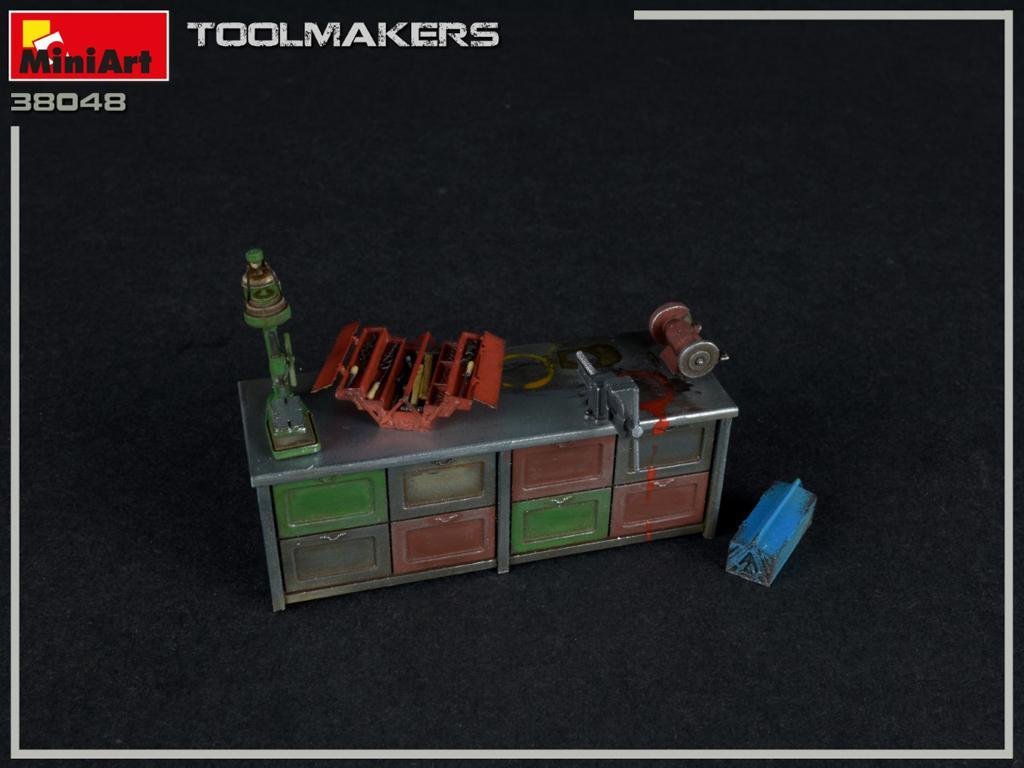 Fabricantes de herramientas (Vista 2)