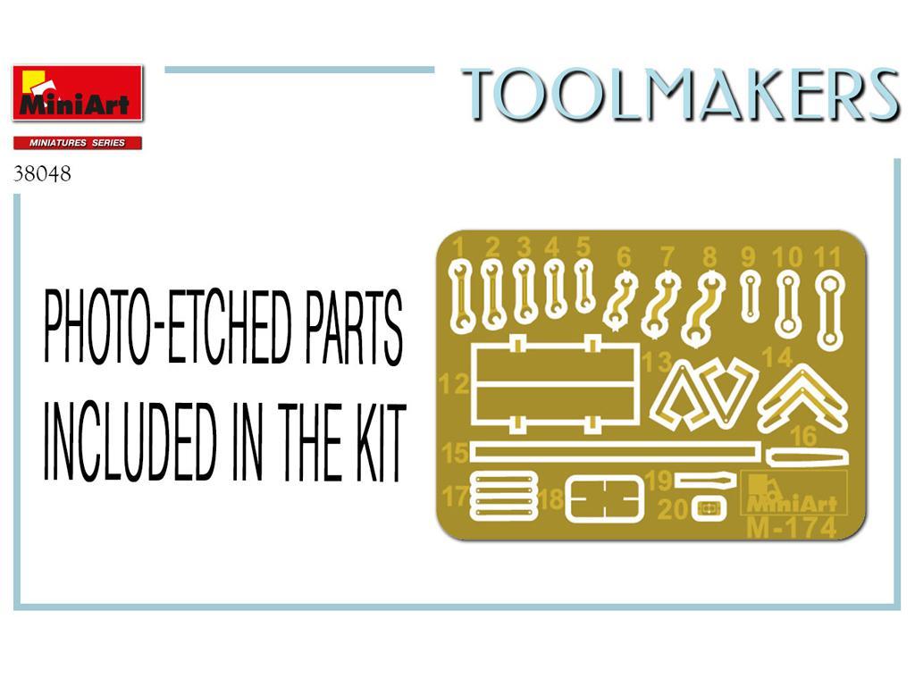 Fabricantes de herramientas (Vista 3)