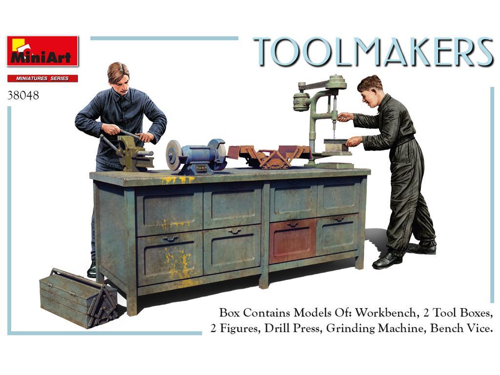 Fabricantes de herramientas (Vista 4)